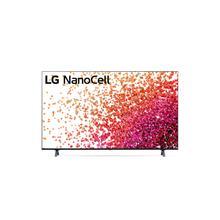 "See Details - LG NanoCell 75 Series 2021 50 inch 4K Smart UHD TV w/ AI ThinQ® (49.5"" Diag)"