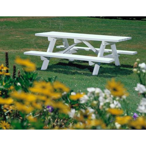 Seaside Traditional Picnic Table (043)
