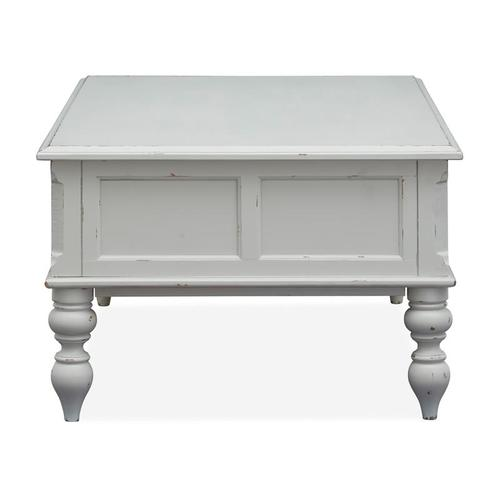 Magnussen Home - Lift Top Storage Cocktail Table