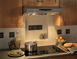 "30"", Stainless Steel, Under Cabinet Range Hood, 300 CFM"