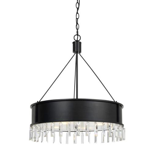 60W X 4 Roby Metal Chandelier