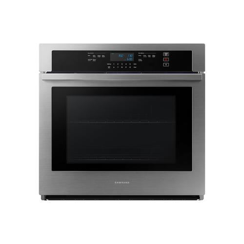 "30"" Single Wall Oven with Wi-Fi in Stainless Steel"