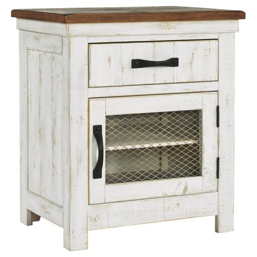 B54991 In By Ashley Furniture In White House Tn Wystfield Nightstand