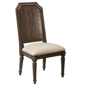 Vintage Salvage Mills Side Chair