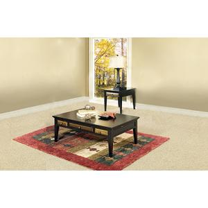 Apothecary Coffee & End Table Set