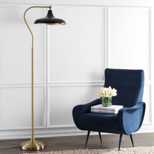 Stefan Floor Lamp - Brass / Gold