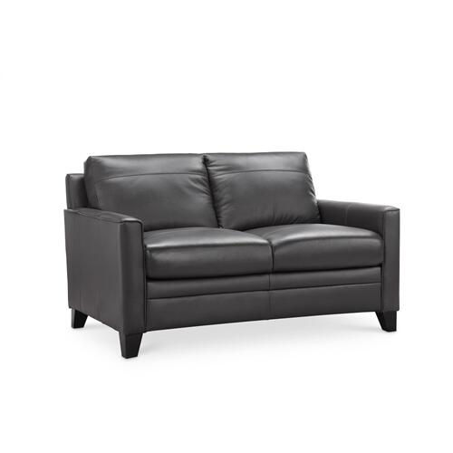 6287b Fletcher Loveseat 1128a Charcoal