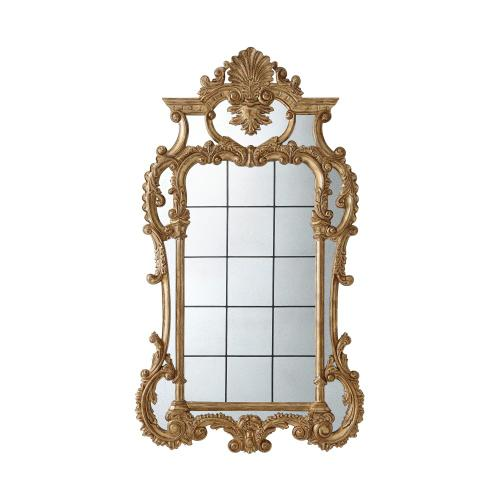 Theodore Alexander - The Linnell C' Scroll Wall Mirror