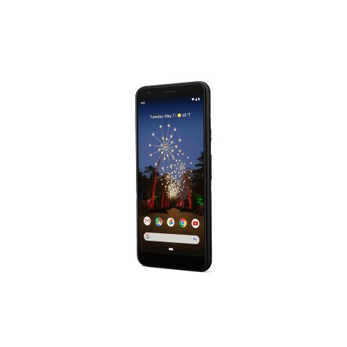 Pixel 3a (64GB, Just Black)