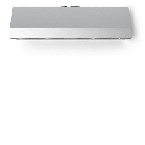 "Verona - Designer Series 48"" Low Profile Range Hood"