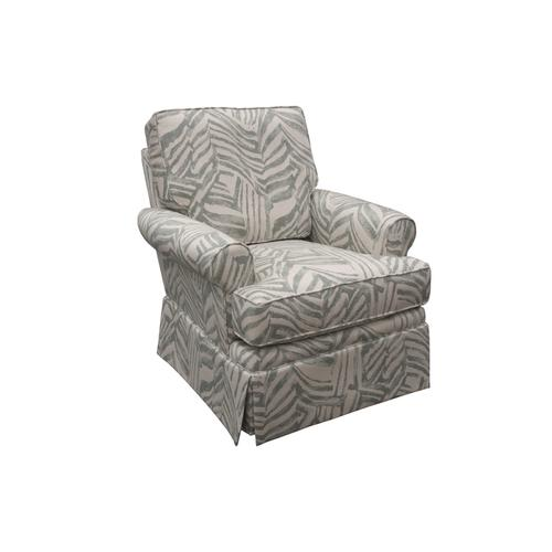 Capris Furniture - 123 Swivel Glider
