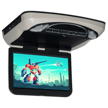 """10.1"""" Overhead Monitor SmartTV Ready, DVD, HDMI, SD, and USB Entertainment System"""