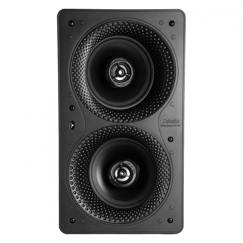 Disappearing™ Rectangular Bipolar In-Wall / In-Ceiling Surround Speaker
