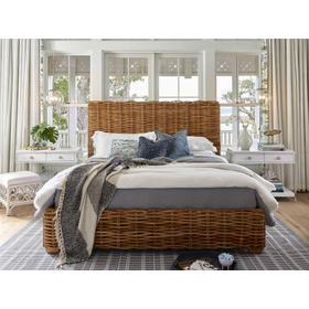 Elliot Key Woven King Bed