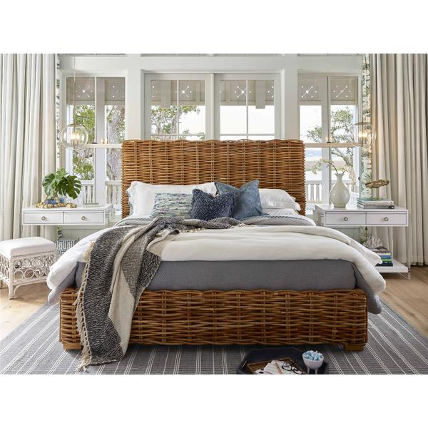 See Details - Elliot Key Woven Queen Bed
