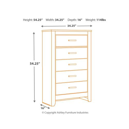 Brinxton Chest of Drawers