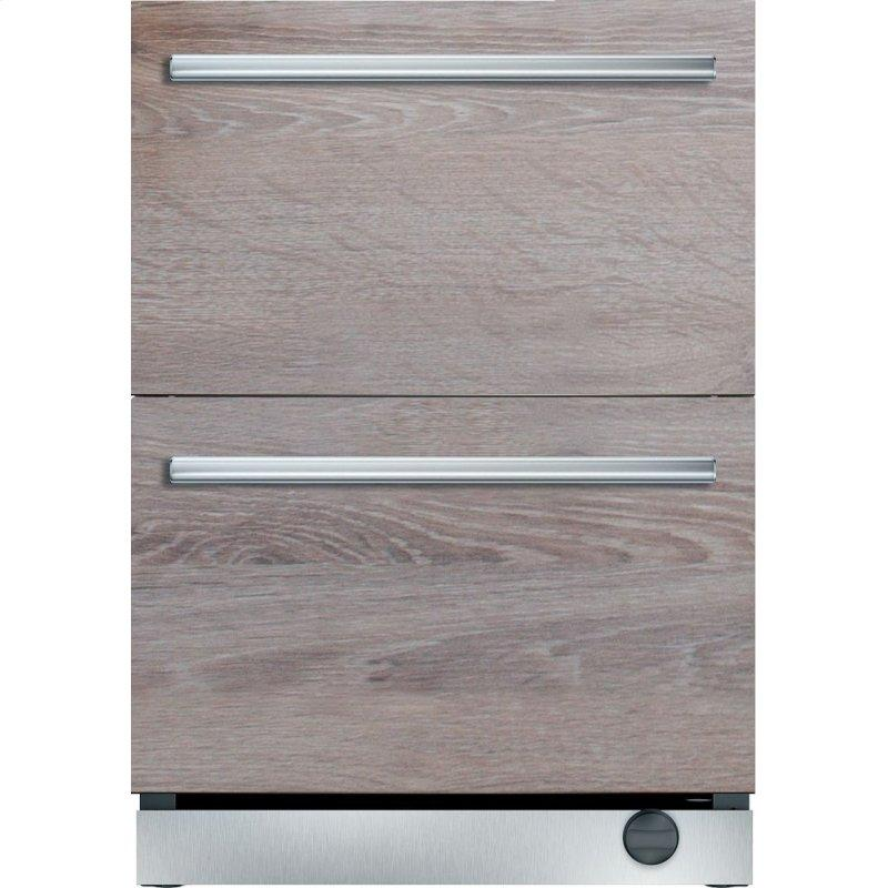 Drawer Refrigerator 24'' Professional Stainless steel T24UC900DP