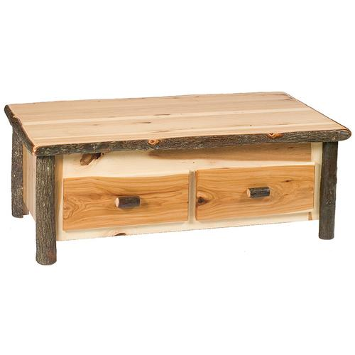 Product Image - Elevating Coffee Table - Natural Hickory