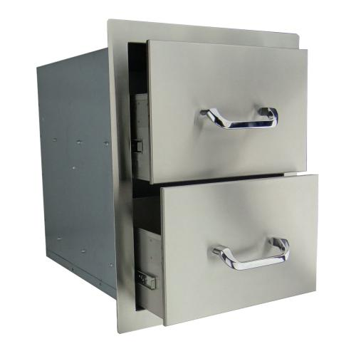 R-Series Double Drawer - RDR1