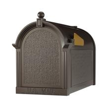 See Details - Capital Mailbox - French Bronze