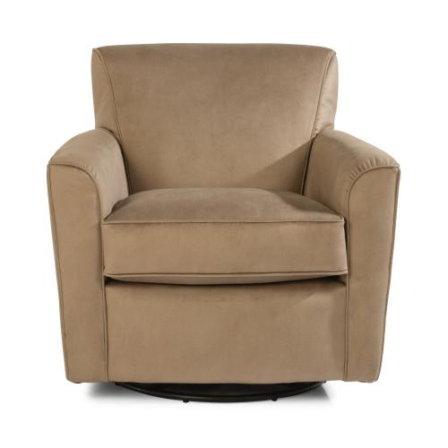 Kensinton Fabric Swivel Glider