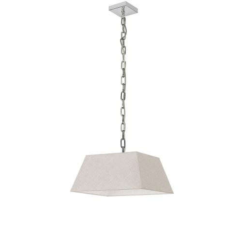 Product Image - 1lt Milano Small Pendant, Crm/clr Shade, PC