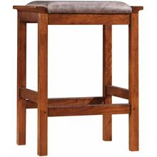 Counter Stool, Oak Stool