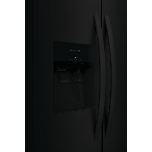 Product Image - Frigidaire 22.3 Cu. Ft. 33'' Standard Depth Side by Side Refrigerator