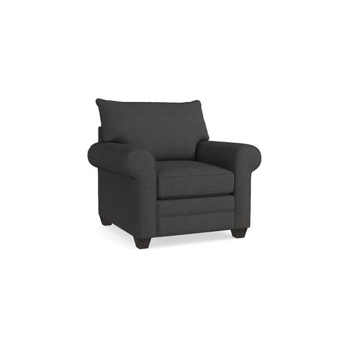Bassett Furniture - Alexander Roll Arm Chair