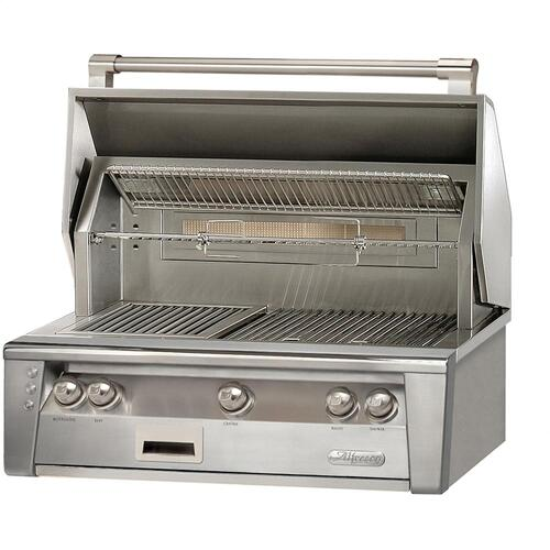 "Alfresco - 36"" Standard Built-In Grill"