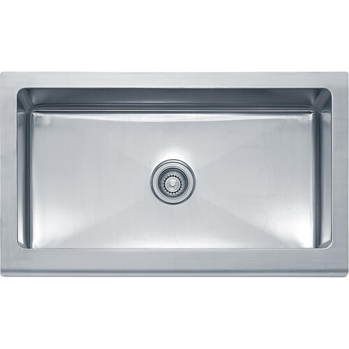 Manor House MHX710-36 Stainless Steel