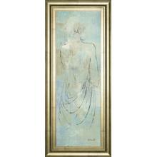"""Beauty In The Mist 1"" Panel By Anne Tavoletti Framed Print Wall Art"