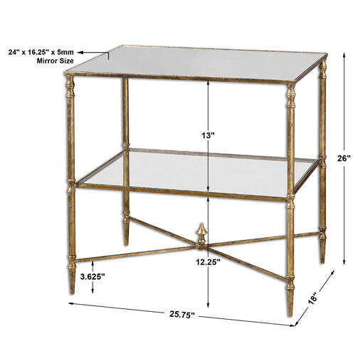 Henzler Lamp Table