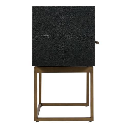 Tov Furniture - Irma Shagreen TV Stand