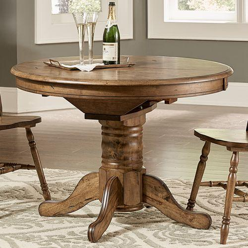 Gallery - Oval Pedestal Table Base