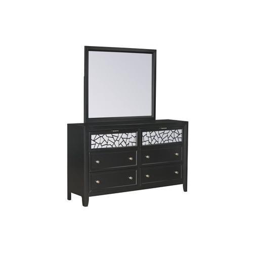 Bellamy Dresser W/Mirror