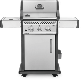 Rogue 365 SIB with Infrared Side Burner , Stainless Steel , Natural Gas