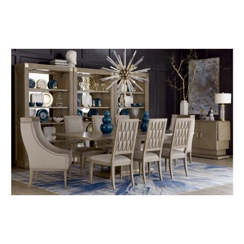 Cityscapes Bedford Rectangular Dining Table
