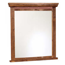 See Details - Rustic City Mirror