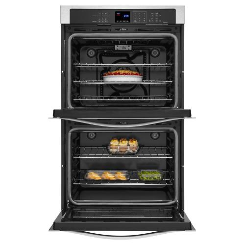 THIS IS AN INCREDIBLE DEAL!!!! COMPARE AND SAVE!!!!   Double Wall Oven with True Convection Cooking
