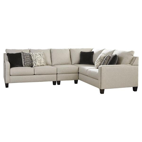 See Details - Hallenberg 3-piece Sectional