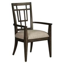 See Details - Woodwright Rohe Arm Chair