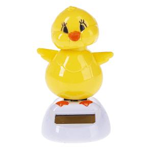 Solar Frolicking Chick