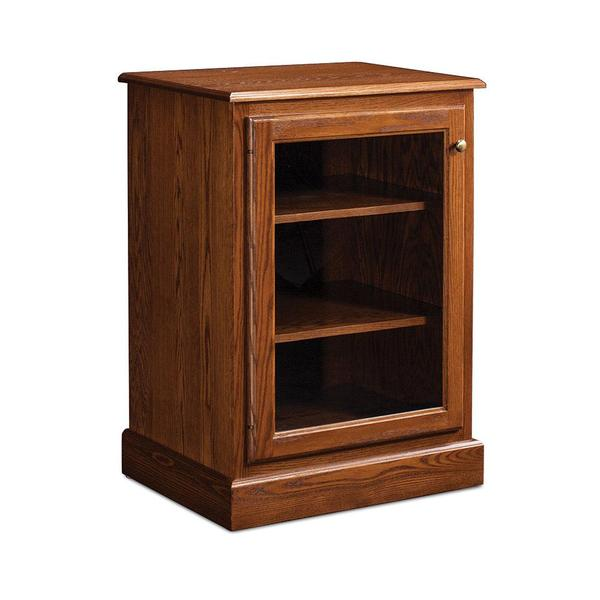 See Details - Classic Media Storage Cabinet