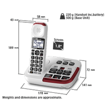 KX-TGM470 Cordless Phones