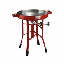 Red Firedisc Deep - Short Portable Cooker