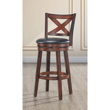 1021 Swivel Stool - 24""