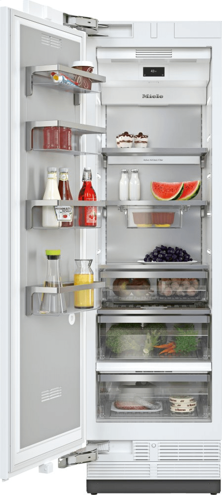 MieleK 2612 Vi - Mastercool™ Refrigerator For High-End Design And Technology On A Large Scale.