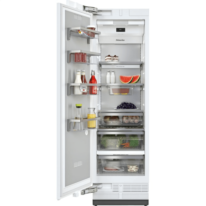 K 2612 Vi - MasterCool™ refrigerator For high-end design and technology on a large scale.