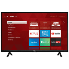 "TCL 32"" Class 3-Series HD LED Roku Smart TV - 32S301"
